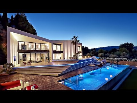 Unique Stylish Luxury Contemporary Residence  in Son Vida, Mallorca, Spain