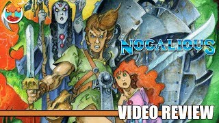 Review: Nogalious (Steam) - Defunct Games