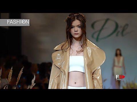 IRYNA DIL Spring Summer 2019 Ukrainian FW - Fashion Channel