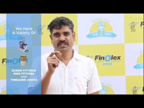 What Plumbers have to say about Finolex Pipes