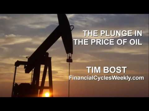 The Plunge In Oil Prices