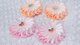 Повязка для девочек с цветочком
