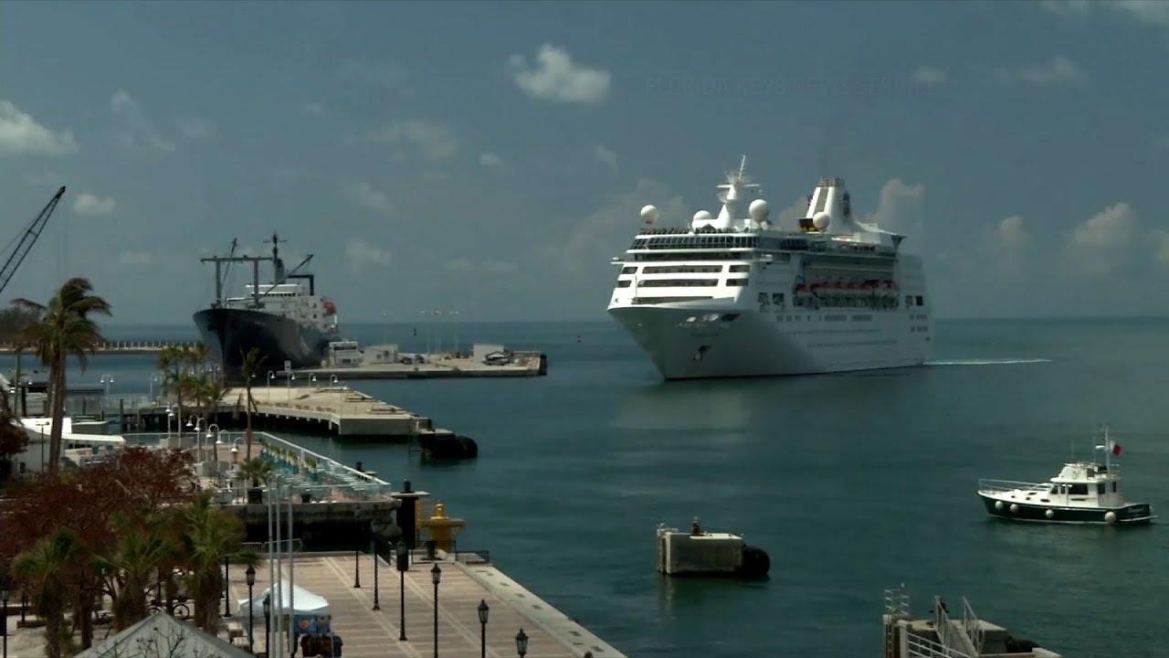 First Cruise To Key West Since Hurricane Irma YouTube - Cruise ships key west