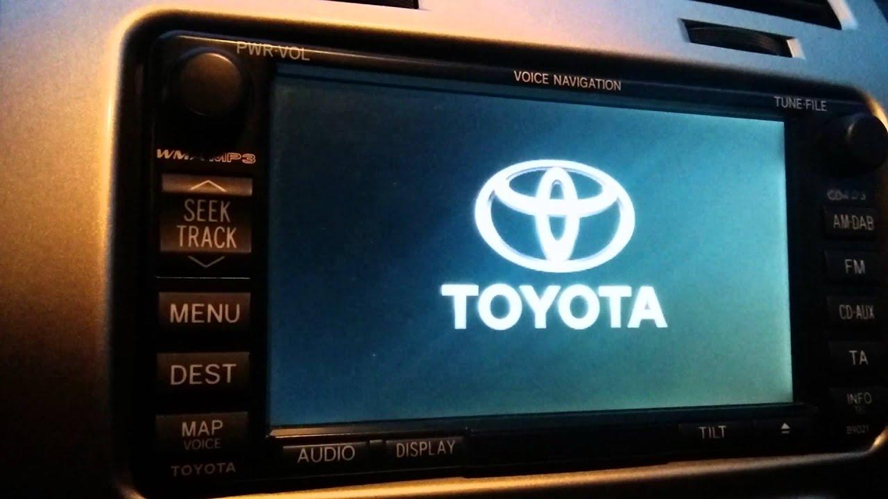 toyota urbancruiser e19 2014 2015 gps navigation youtube rh youtube com Toyota Tundra Navigation System Toyota Tundra Navigation System