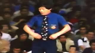 1979年5月18日 東京体育館 掌道鍼灸整骨院 https://www.medifeel-q.com.