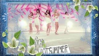 F(x) - First Single Japan - Summer Special Pinocchio / Hot Summer - Highlight Medley