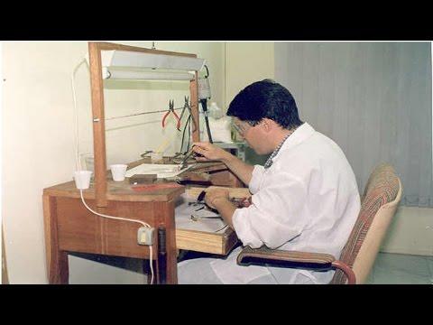 Ourives - Fabricação e Reparo de Joias - Joia