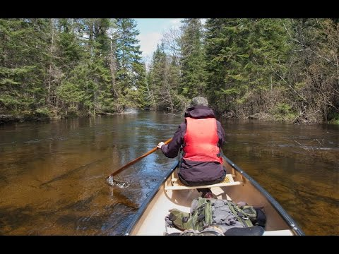 Canoe Trails: Lost and Found