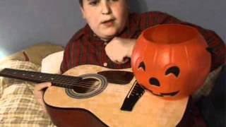 Andy Milonakis - Pumpkin Song and Squishy Basketball Song (Unaired Skits from Season 1 DVD)