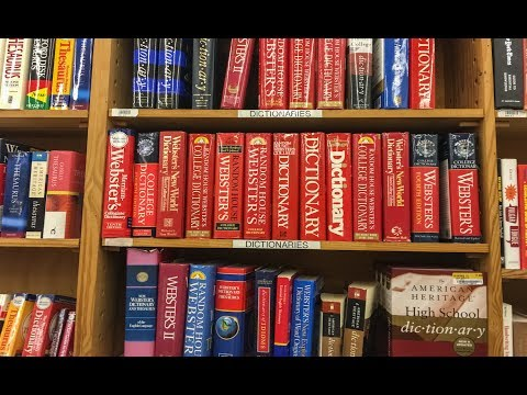 A Merriam-Webster Editor Reveals How Words Are Added To The Dictionary