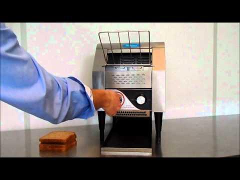 2012 - Maxima MTT150 Conveyor Toaster