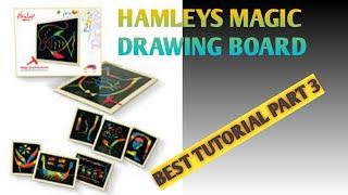 Hamleys Magic Drawing Board Demo & New tricks Part 2