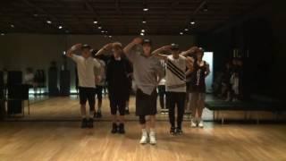Dance practice - pre-debut  (YG FAMILY, Team c) 유니크