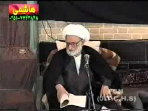 Short Majlis by Aqqa e Taqi Behjat - Urdu Dubbing