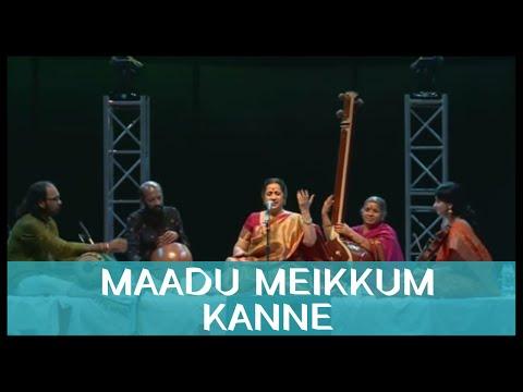 Aruna Sairam - Maadu Meikkum Kanne (Saarang 2015)