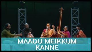 Maadu meikkum kanne by Smt. Aruna Sairam at Classical night featuring 2015