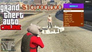 Скачать GTA 5 Online 1 42 Official Menu W 15M Stealth Money Recoveries UNDETECTED Showcase