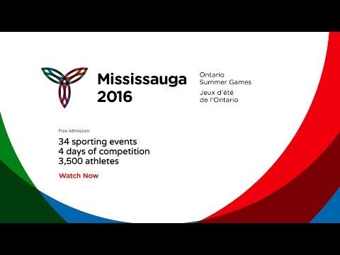 2016 Ontario Summer Games - Bring it Home!