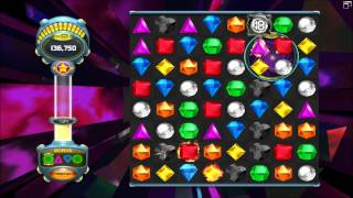 "Bejeweled Twist Gameplay - ""Blitz"" Mode PC HD"