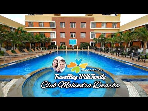 Club Mahindra Resort Dwarka Gujarat   Radhey Krishna Resort near Dwarkadhish Temple Dwarka