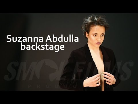 Видео, Suzanna Abdulla Backstage