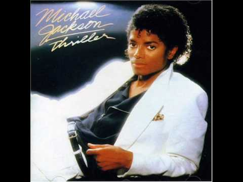 Michael Jackson Thriller - P.Y.T. (Pretty Young Thing)