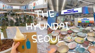 vlog | 더현대서울 | 앤디 워홀 : 비기닝 서울 …