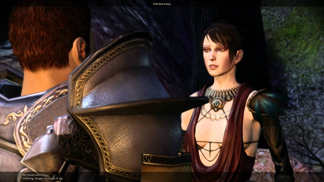 Dragon age hook up The Wardens of either gender and