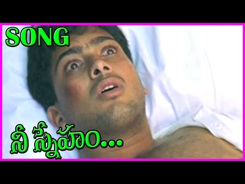 Nee Sneham Ika Ranu Ani - Manasantha Nuvve Video Songs || Uday Kiran, Reema Sen
