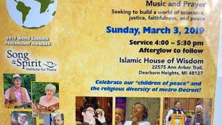 20th World Sabbath Interfaith - Islamic House of Wisdom