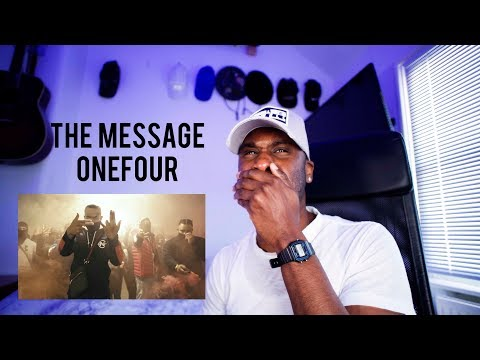 The Message - ONEFOUR [Reaction] | LeeToTheVI