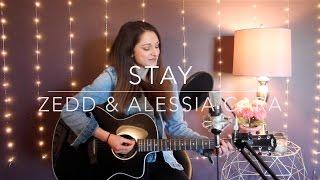 """Video """"Stay"""" -  Zedd & Alessia Cara Cover (feat.  TONOR) download MP3, 3GP, MP4, WEBM, AVI, FLV Januari 2018"""