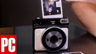 1 Cool Thing: Fujifilm Instax Square SQ6