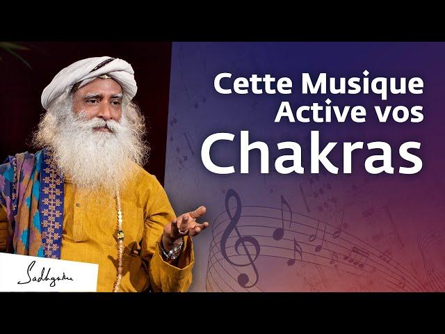 Les chakras peuvent-ils être activés par la musique ? | Sadhguru Français