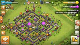 LETS GET IT WE TOOK THE 3 STARS!!(CLASH OF CLANS)