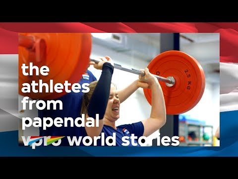 Anthropology of the Dutch: The athletes from Papendal