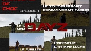 Video DayZ: série roleplay, épisode 1: L 'escouade de choc download MP3, 3GP, MP4, WEBM, AVI, FLV Januari 2018