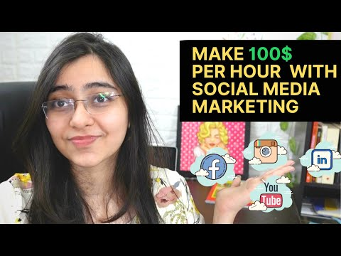 How To Make $100+ Per Hour with Social Media Marketing   My Step-by-Step Journey