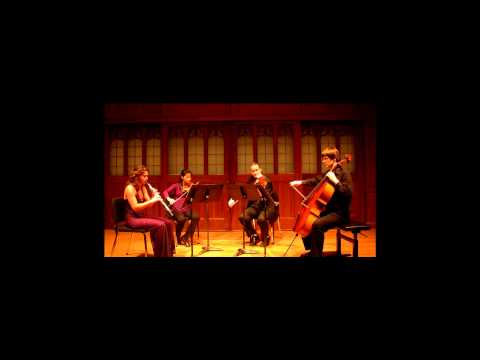 Gordon Jacob Quartet for Oboe and Strings Maria Vaccaro