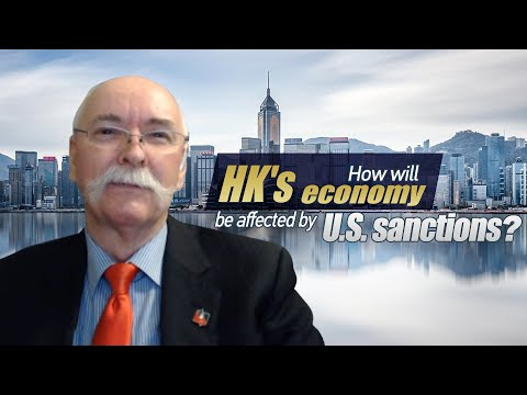 How will U.S. sanctions affect Hong Kong economy?