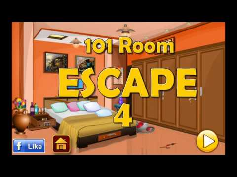 Classic Door Escape - 101 Room Escape 4 - Android GamePlay Walkthrough HD