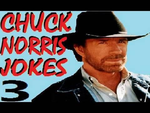 CHUCK NORRIS JOKES 3 - YouTube