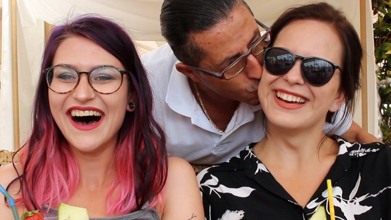 Śmieszne Q&A z przyjaciółką i Hiszpanem | Billie Sparrow