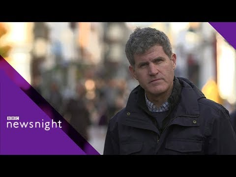 Canterbury: Where do voters stand on Brexit? - BBC Newsnight