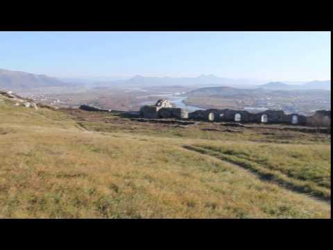 Rozafa Castle in Shkodër - Albania