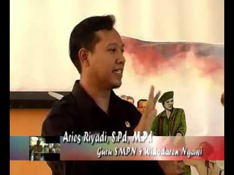 Media Wayang Sejarah Pak Aris Obrolan Pendidikan Tekomdik Dinas Pendidikan Prov Jawa Timur