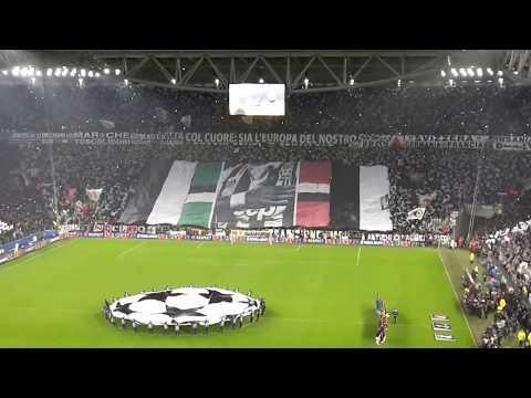 Juventus v Real Madrid 0-3 Champions League Anthem Quarter-Finals 2017/18
