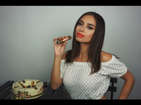 CUBAN CIGARS | REVIEW, FAKE CUBAN COHIBA, & INHALING??