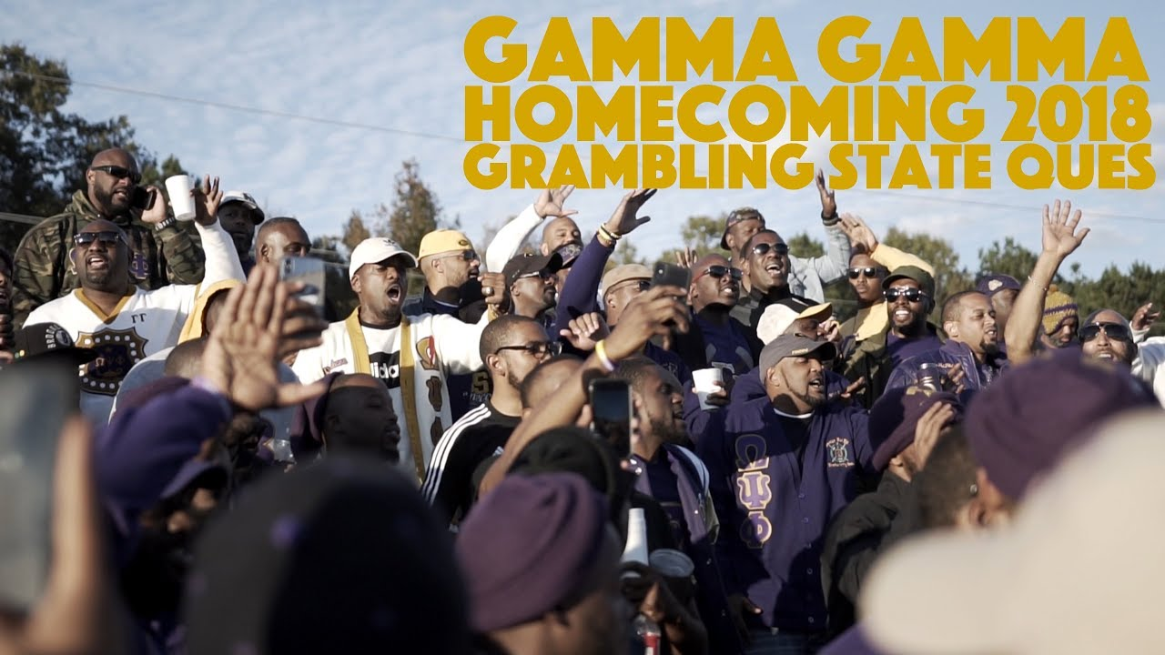 Grambling State University Homecoming 2018 Recap