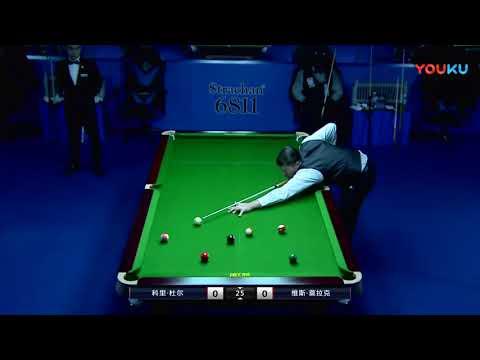 Corey Deuel (USA) VS Wetsi Morake (SA) - 2018 World Chinese 8 Ball Masters Grand Final